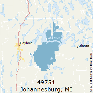 Best Places to Live in Johannesburg (zip 49751), Michigan