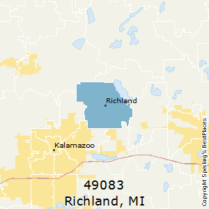 Best Places To Live In Richland Zip 49083 Michigan