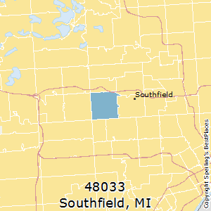 Best Places to Live in Southfield (zip 48033), Michigan