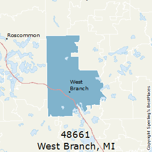 Best Places To Live In West Branch Zip 48661 Michigan