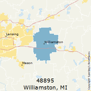 Best Places To Live In Williamston Zip 48895 Michigan