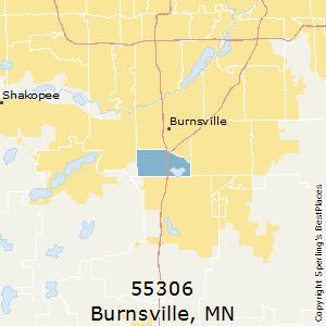 Best Places to Live in Burnsville (zip 55306), Minnesota