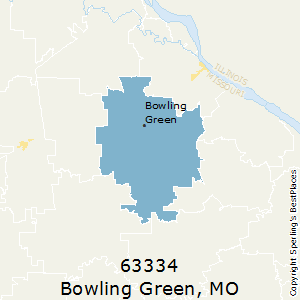 Bowling Green Zip Code Map.Best Places To Live In Bowling Green Zip 63334 Missouri