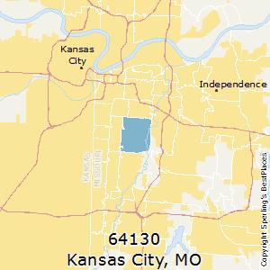Best Places to Live in Kansas City (zip 64130), Missouri