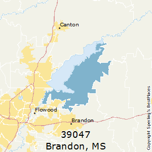 Best Places to Live in Brandon (zip 39047), Mississippi