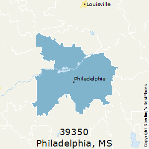 City Of Philadelphia Zip Code Map.Best Places To Live In Philadelphia Zip 39350 Mississippi