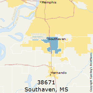 Best Places To Live In Southaven Zip 38671 Mississippi