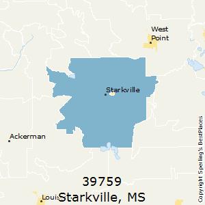 Zip code for starkville mississippi