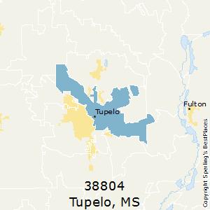 Tupelo Ms Zip Code Map | Global Map