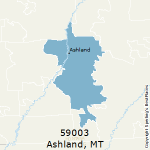 Ashland Montana Map.Best Places To Live In Ashland Zip 59003 Montana