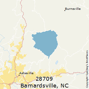 Best Places To Live In Barnardsville Zip North Carolina - Elevation above sea level by zip code