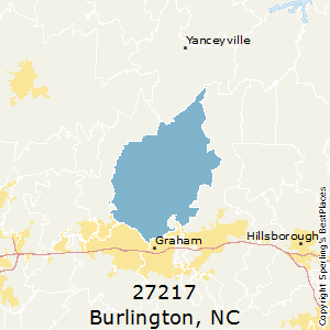 Burlington Nc Zip Code Map.Best Places To Live In Burlington Zip 27217 North Carolina