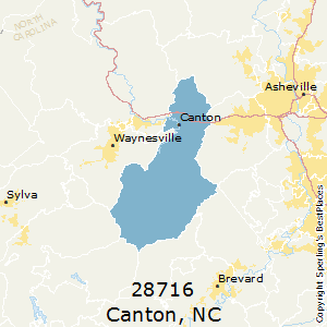 Best Places To Live In Canton Zip 28716 North Carolina