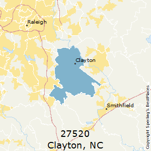 Best Places to Live in Clayton (zip 27520), North Carolina on