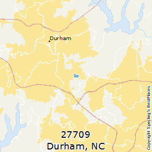 Best Places to Live in Durham (zip 27709), North Carolina on