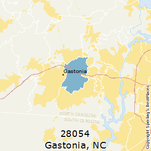 Gastonia Nc Zip Code Map.Best Places To Live In Gastonia Zip 28054 North Carolina