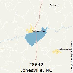 Jonesville Nc Map.Best Places To Live In Jonesville Zip 28642 North Carolina