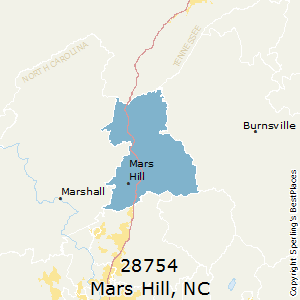 Best Places To Live In Mars Hill Zip 28754 North Carolina