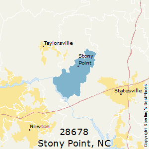 Hickory Nc Zip Code Map.Best Places To Live In Stony Point Zip 28678 North Carolina