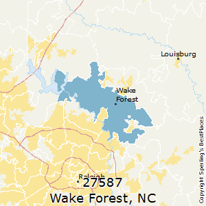 Wake Forest Nc Zip Code Map.Best Places To Live In Wake Forest Zip 27587 North Carolina