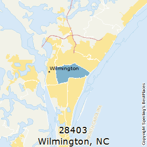 Best Places To Live In Wilmington Zip 28403 North Carolina