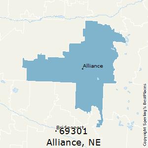 Best Places To Live In Alliance Zip 69301 Nebraska