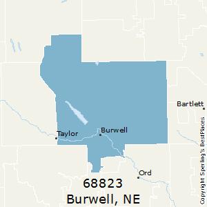 Burwell Nebraska Map.Best Places To Live In Burwell Zip 68823 Nebraska