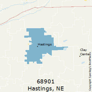 Best places to live in hastings zip 68901 nebraska hastingsnebraska68901 zip code map publicscrutiny Choice Image