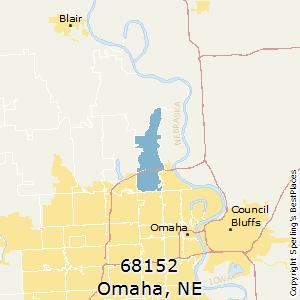 zip code map omaha