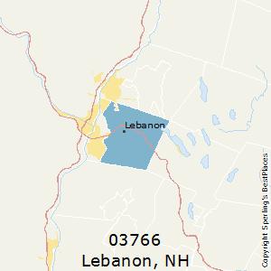 Lebanon Zip 03766 New Hampshire Crime