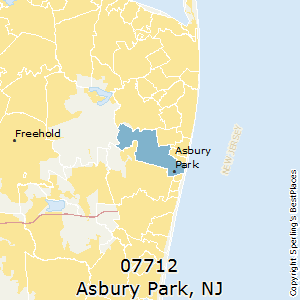 Asbury Park New Jersey Map.Best Places To Live In Asbury Park Zip 07712 New Jersey