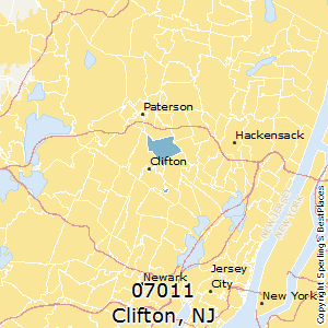 Best Places To Live In Clifton Zip 07011 New Jersey