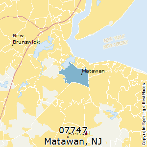 Best Places to Live in Matawan (zip 07747), New Jersey