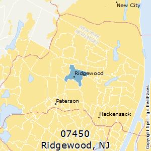 Ridgewood New Jersey Map.Best Places To Live In Ridgewood Zip 07450 New Jersey
