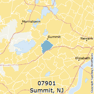 Zip Code New Jersey Map.Best Places To Live In Summit Zip 07901 New Jersey