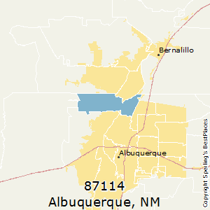 Best Places To Live In Albuquerque Zip 87114 New Mexico