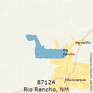 Rio Rancho Zip Code Map.Best Places To Live In Rio Rancho Zip 87124 New Mexico