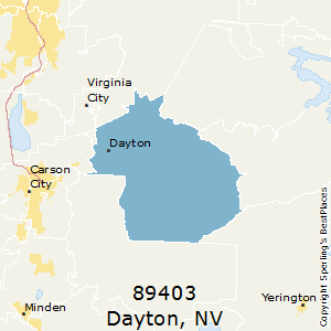 Best Places To Live In Dayton Zip 89403 Nevada