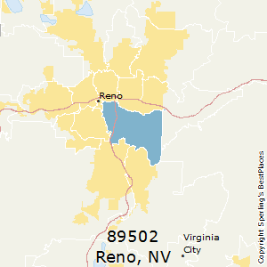 Best Places To Live In Reno Zip 89502 Nevada