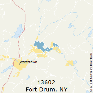 Best Places to Live in Fort Drum (zip 13602), New York