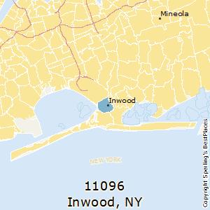 Lower Manhattan Zip Code Map.Best Places To Live In Inwood Zip 11096 New York