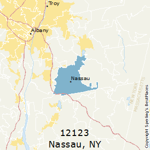 Albany New York Zip Code Map.Best Places To Live In Nassau Zip 12123 New York