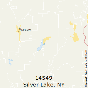 Silver_Lake,New York County Map