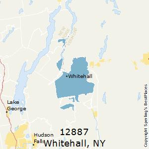 Whitehall,New York(12887) Zip Code Map