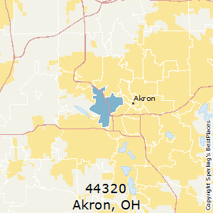 Best Places To Live In Akron Zip 44320 Ohio