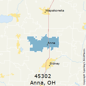 Best Places To Live In Anna Zip 45302 Ohio
