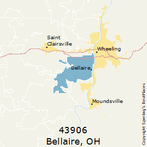 Bellaire ohio zip code