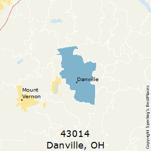 Best Places to Live in Danville (zip 43014), Ohio on