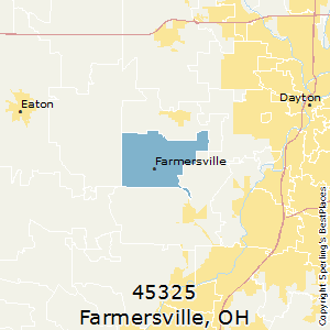 Best Places To Live In Farmersville Zip 45325 Ohio