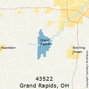 Best Places To Live In Grand Rapids Zip 43522 Ohio